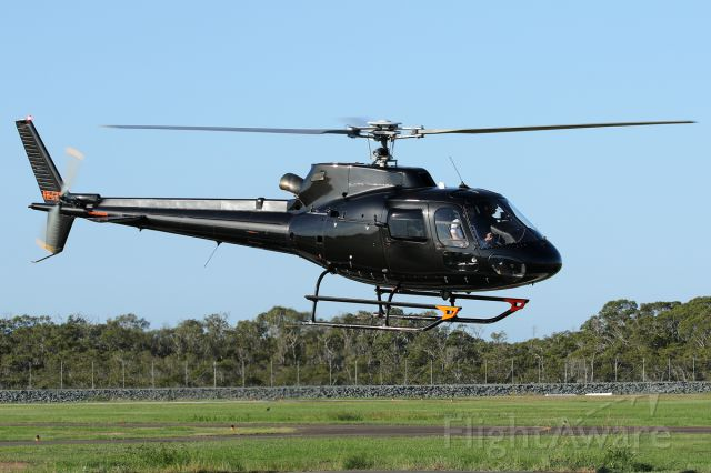 Eurocopter AS-350 AStar (VH-CZN)