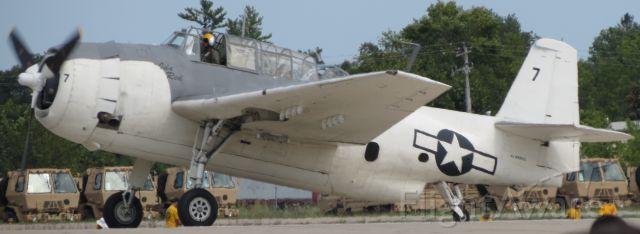 Grumman G-40 Avenger (NL9584Z)