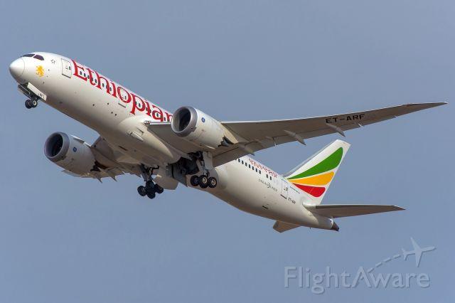Boeing 787-8 (ET-ARF) - Ethiopian 787 ET-ARF