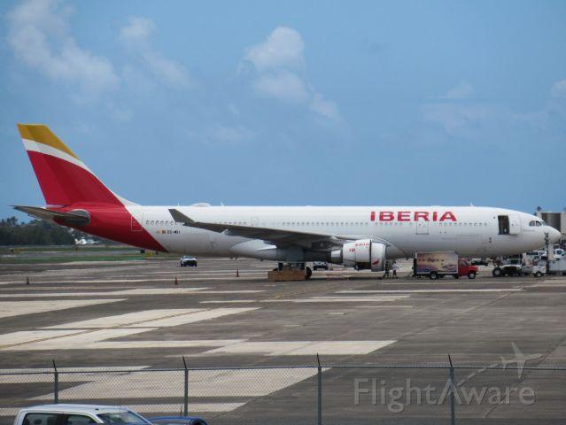 """Airbus A330-200 (EC-MKI) - """"Puerto Rico""""!"""