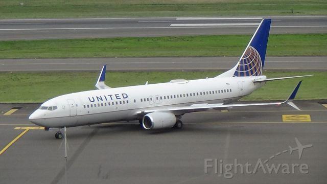 Boeing 737-800 (N77525) - Doing it's checks. Date - Nov 9, 2018