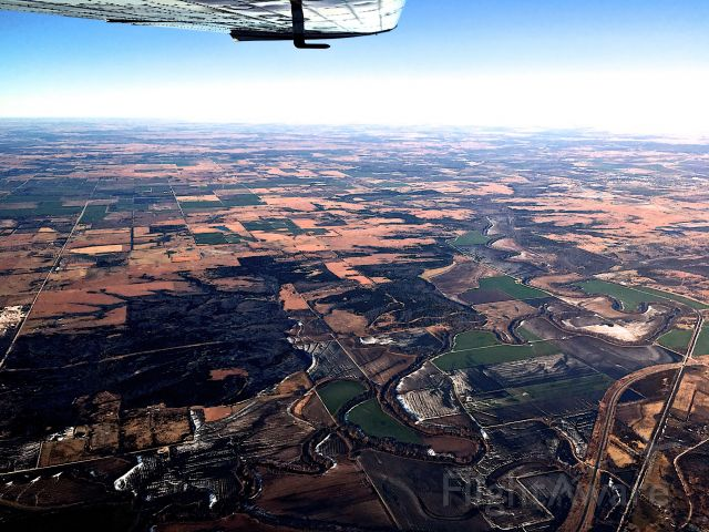 Cessna Cardinal (N18739) - at 11K in the Cardinal