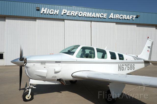 Beechcraft Bonanza (N67586) - Another Fine Bonanza Sold By HPA