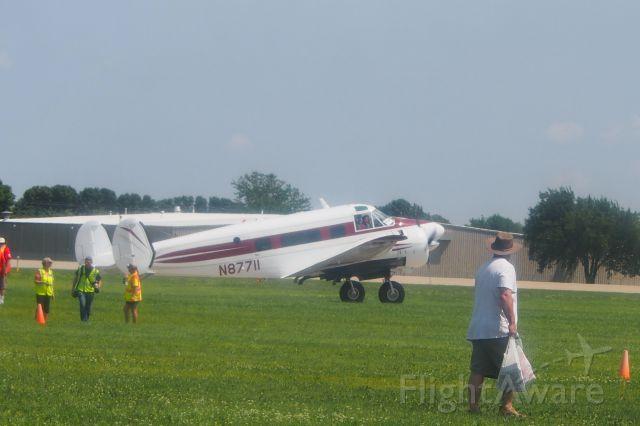Beechcraft 18 (N87711)