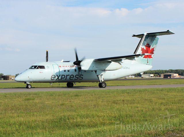 de Havilland Dash 8-100 (C-GONJ)