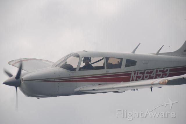 Piper Cherokee Arrow (N56453)