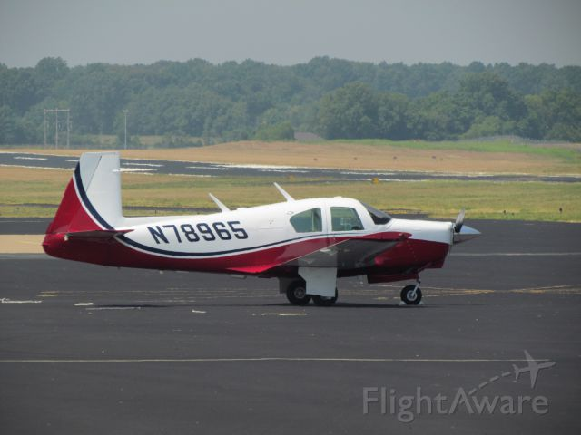 Mooney M-20 (N78965) - Nice looking 61