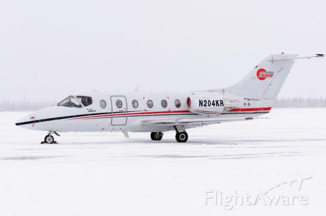 Beechcraft Beechjet (N204KR)