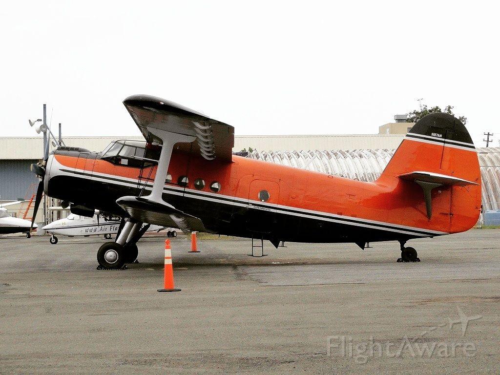 Antonov An-2 (N87AN)