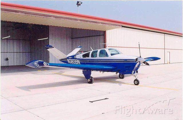 Beechcraft 35 Bonanza (PR-ODT) - Tail number changed from N3839N