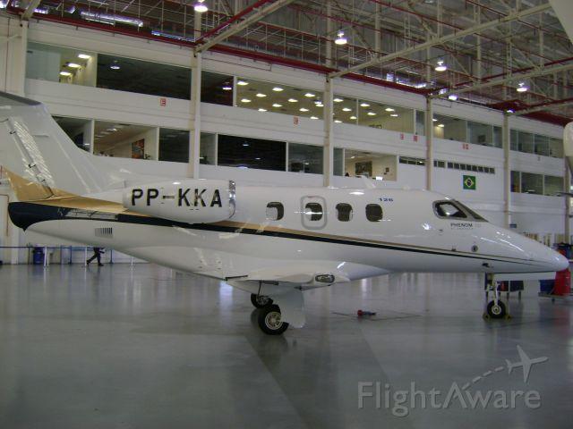 PP-KKA — - EMBRAER Hangar