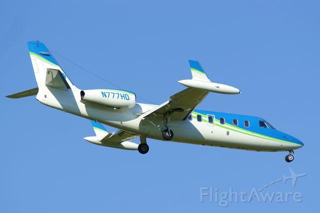 IAI 1124 Westwind (N777HD)