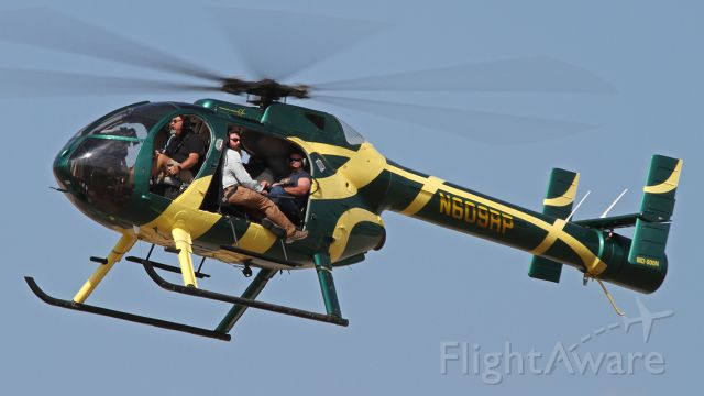 MD HELICOPTERS MD-600N (N609RP)
