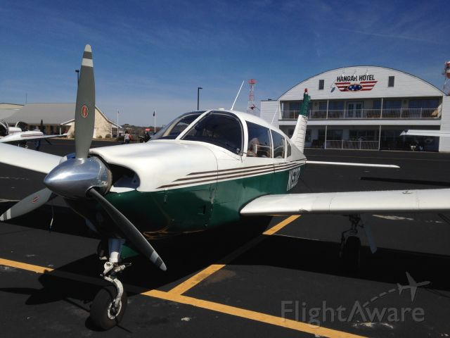 Piper Cherokee (N15302) - I flew airplane to Fredericksburg for lunch