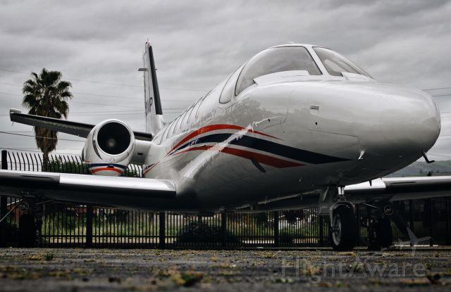 Cessna 551 Citation 2SP (N451MP)