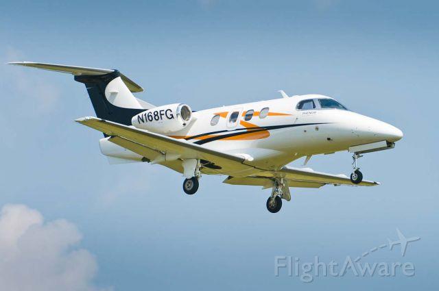 Embraer Phenom 100 (N168FG) - 7-June-2011