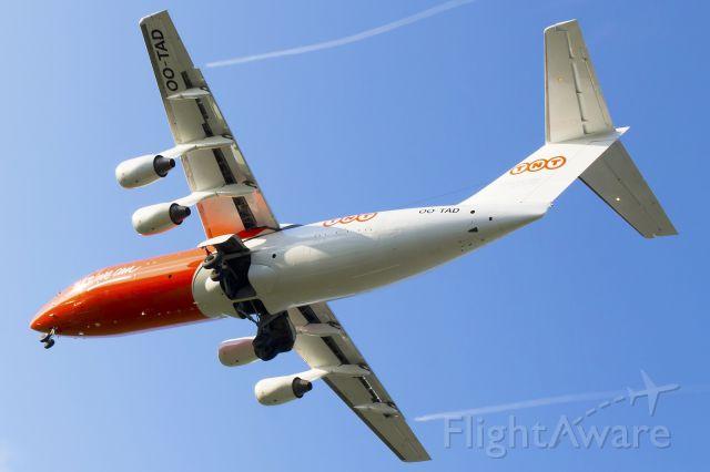 British Aerospace BAe-146-300 (OO-TAD)