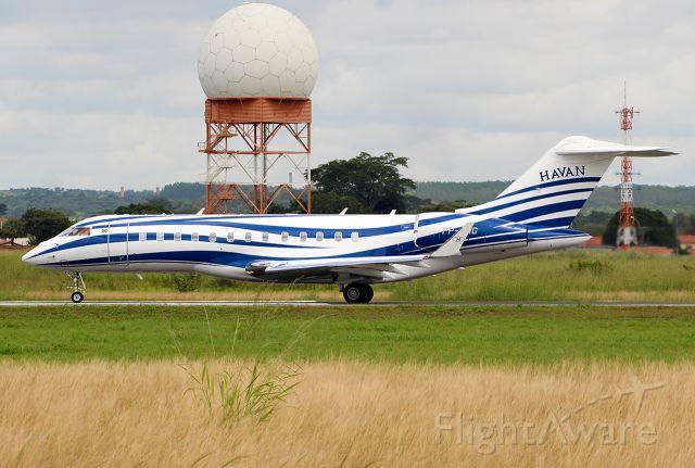 Bombardier Global Express (PP-LHG)