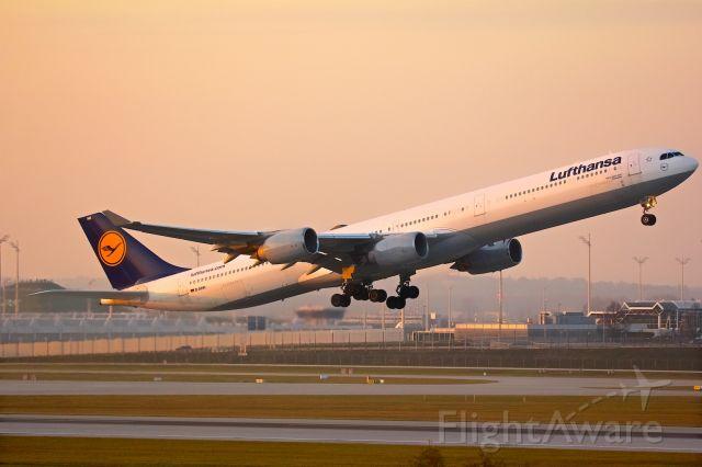 Airbus A340-600 (D-AIHH)