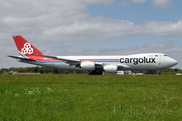 BOEING 747-8 (LX-VCI)