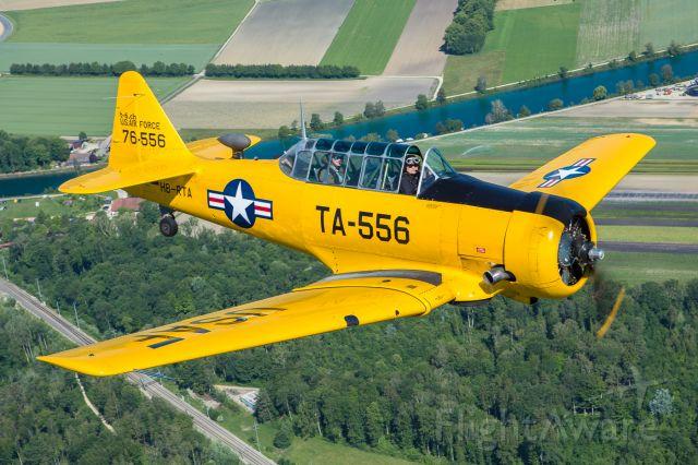 HB-RTA — - Air2Airbr /North American AT-6