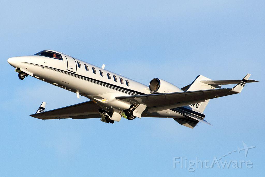 Learjet 45 (N645FD)