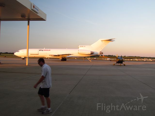 — — - On the ramp at Bowling Green waiting for a load.