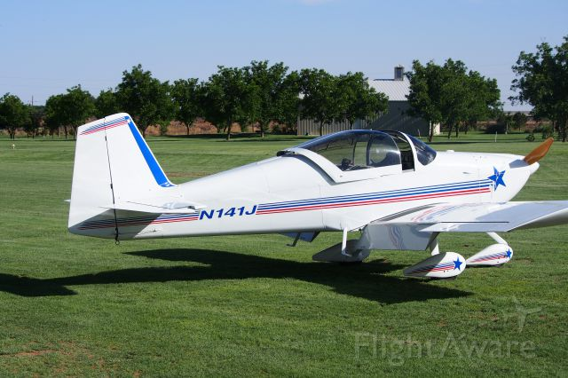 AII AVA-202 (N141J)