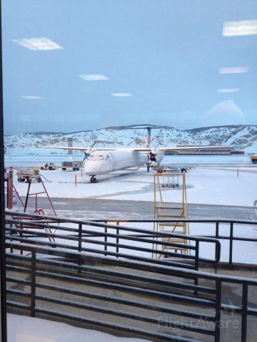 de Havilland Dash 8-400 — - They haven