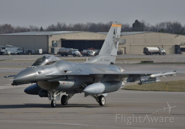 F16 — - Going to the hotspot