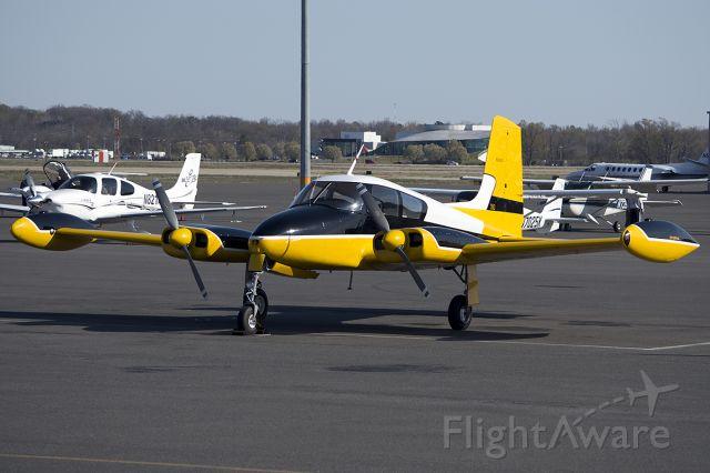 Cessna 310 (N3681D) - March 2013