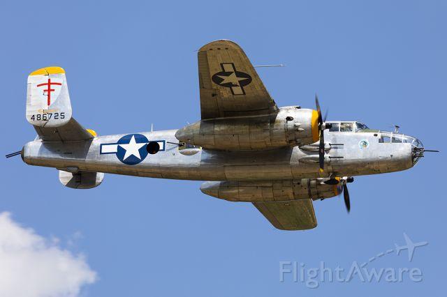 North American TB-25 Mitchell (N25NA)
