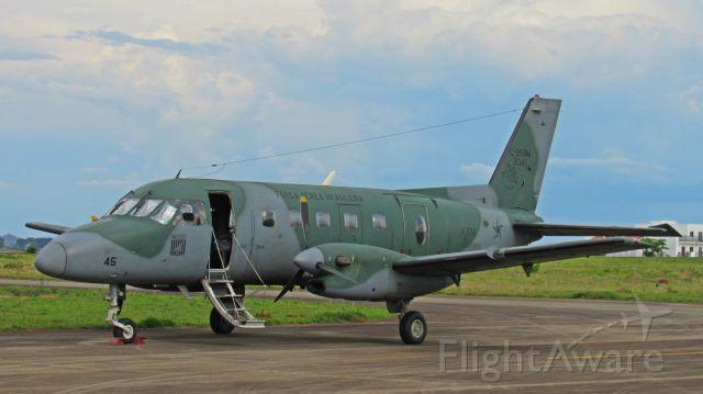 Embraer EMB-110 Bandeirante (FAB2345)