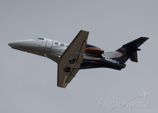 Embraer Phenom 100 (N888PT) - At Downtown Shreveport.