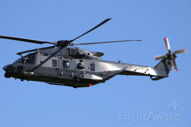 NHI NH-90 (NZ3305) - NZ3305<br />on 20 Nov 2016