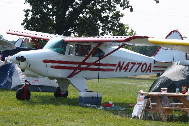 Piper PA-22 Tri-Pacer (N4770A)