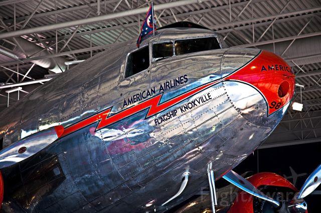 Douglas DC-3 — - Aviation Museum, DFW