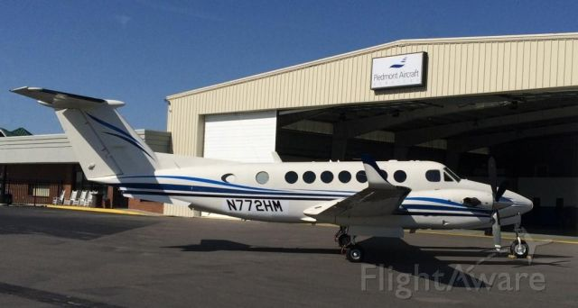Beechcraft 35 Bonanza (N772HPM) - FL-262.  FOR SALE.  Call 336-776-6000 for specs and more photos!