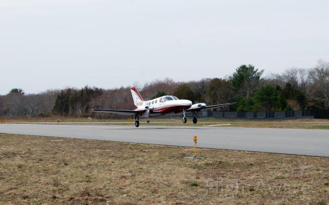 Cessna Chancellor (N414MP)