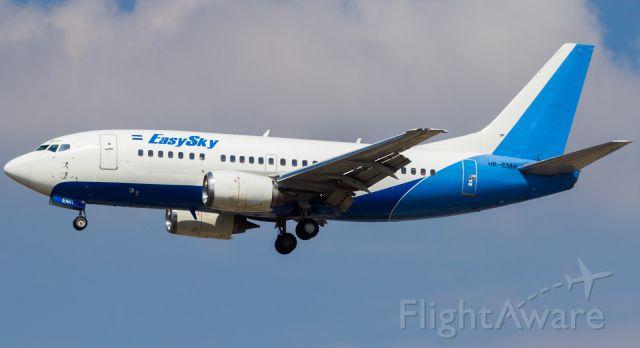 Boeing 737-500 (HR-EMH)