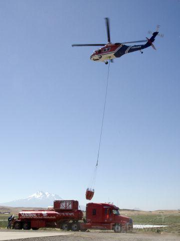 Bell JetRanger (N137BH)