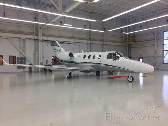 Cessna Citation M2 (N711JB)