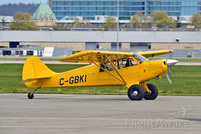 Beechcraft King Air 90 (C-GBKI) - Sky International A-1C-200 cn 3197