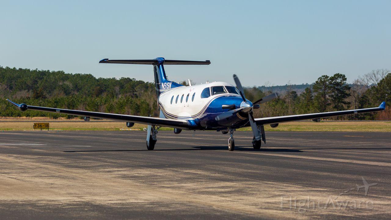 Pilatus PC-12 (N51SN)