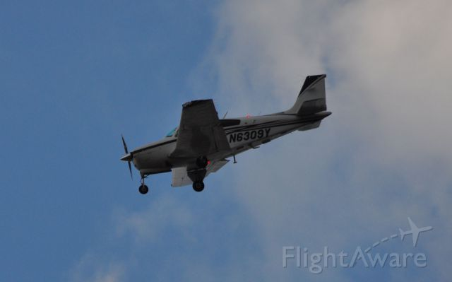 Beechcraft Bonanza (33) (N6309Y)