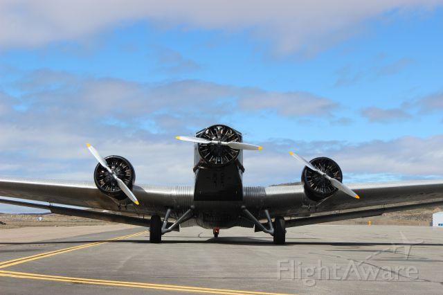 JUNKERS Ju-52/3m (HB-HOT)