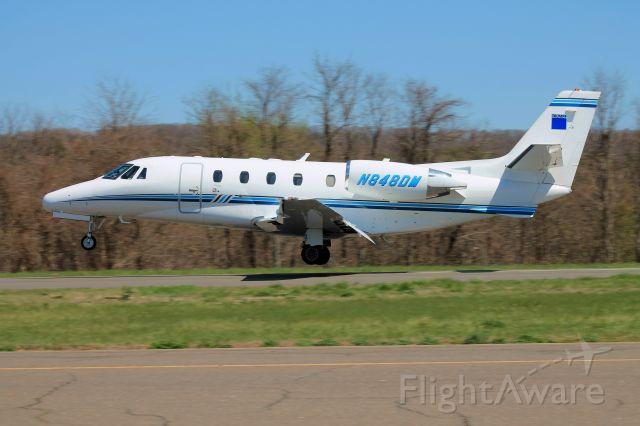 Cessna Citation Excel/XLS (N848DM)