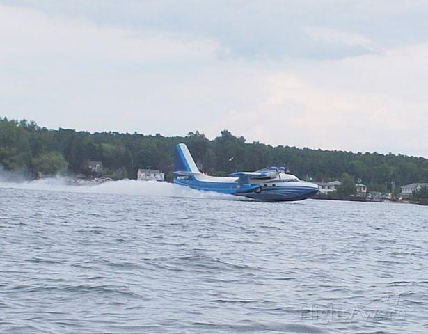 N98TP — - Landing at Madeline Island