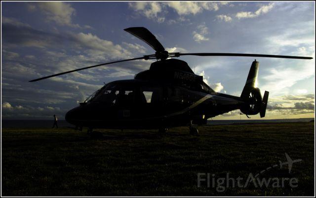 N646GE — - Santo Domingo City Heliport