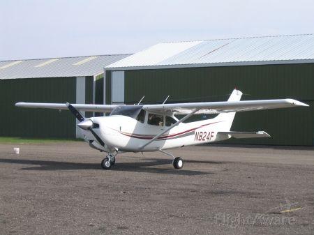 N824F — - Flywell Flying Club